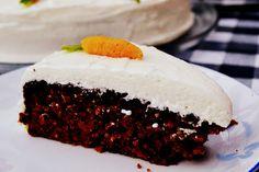 gulrotkake Cheesecake, Desserts, Food, Tailgate Desserts, Deserts, Cheesecakes, Essen, Postres, Meals