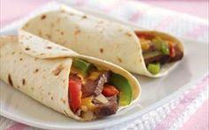 BBQ Grilled Steak Wraps | Heinz Ketchup