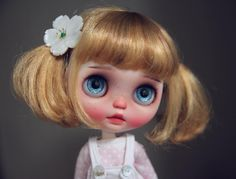 #teethgirl #blythecustom #blythe #teeth #customblythe #doll #wanwan #wanwandoll #blythecustom #hj