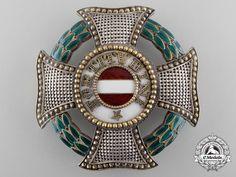 An Austrian Military Order of Maria Theresa; Grand Cross Star