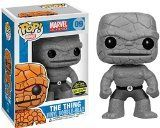 Funko Marvel POP Marvel The Thing Exclusive Vinyl Bobble Head 09 Black  White Chase Variant -- You can find more details by visiting the image link.