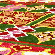 We added more Flower Festival to our Calendar 2016