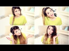 ▶ How To: My Quick and Easy Hairstyles | Zoella - YouTube
