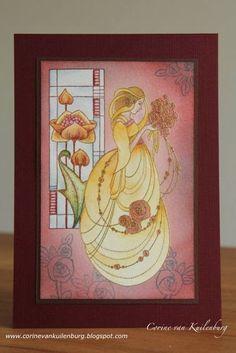 Corine's Gallery: Chocolate Baroque: Macintosh Beauty