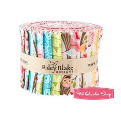 Tree Party - Rolie Polie - Kelly Panacci for Riley Blake Designs