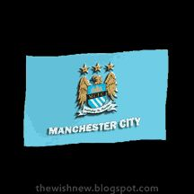 DP BBM Animasi Terbaru Versi Photoshop : Dp BBM Bendera Manchester City