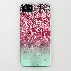 Glitteresques XIII iPhone & iPod Case by Rain Carnival - $35.00 love this case too