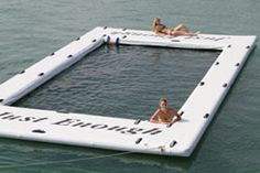 Superyacht - Tenders and Toys - Sea Pool