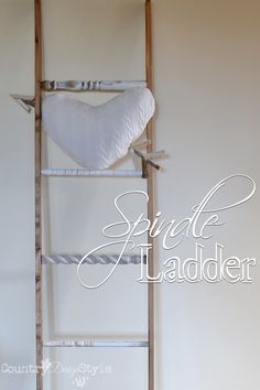 spindle-ladder-
