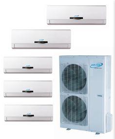 9r2 9 000 Btu Wall Mounted Single Zone Heat Pump Ac 14 3