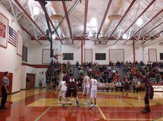 Mechanicville Red Raiders vs Lancingburg Troy Ny 2014 Basketball