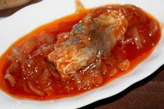 Smażone rolady śledziowe do słoika Wok, Meat, Chicken, Cubs