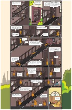 "5 | Chris Ware Brilliantly Bundles ""Building Stories"" As Graphic Novel Boxed Set | Co.Create | creativity + culture + commerce"