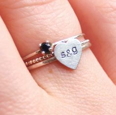 CUSTOM STACKING RING SETS   Uncovet