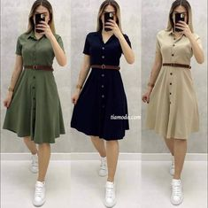 Winter Fashion Outfits, Casual Summer Outfits, Modest Outfits, Fashion Dresses, Elegant Dresses For Women, Cute Dresses, Short Dresses, Party Wear Indian Dresses, Short Frocks