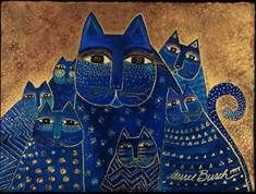 Laurel Burch Paintings - Bing Images