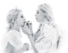 Dakota and Elle Fanning #sisters <3