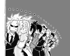 Boku No Hero Academia Funny, My Hero Academia Shouto, My Hero Academia Episodes, Hero Academia Characters, Fanarts Anime, Anime Films, Hero Manga, Funny Anime Pics, Boku No Hero Academy
