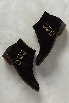 Latigo Passion Ankle Boots #anthropologie