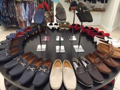 Shoes speak louder than words. Pick up a new pair for Dad at American Soul.