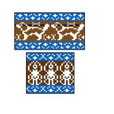 Ravelry: Springer Spaniard dog chart/Springer Spaniel by Sandra Jäger Knitting Charts, Knitting Socks, Knitting Patterns, Knitting Videos, Fair Isle Chart, Fair Isle Pattern, Welsh Springer Spaniel, English Springer, Dog Chart