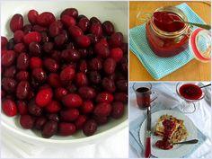 Turmeric and Saffron: Moraba-ye Zoghal Akhteh - Persian Cornelian Cherry Jam Iranian Dishes, Iranian Cuisine, Middle East Food, Middle Eastern Recipes, Arabic Dessert, Arabic Food, Arabic Sweets, Cherry Jam Recipes, Armenian Recipes