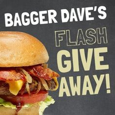 GIVEAWAY: ENTER to WIN a $25 @BaggerDaves GIFT CARD for Signature-Drinks and Apps - ENDS 7/17/2014 #ThirstyDave http://ow.ly/z4wY9