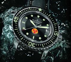 "ABlogToWatch: The History of Dive Watches--- There are many things we take for granted when speaking about modern timepieces, and one of those is water resistance. There are no ""water proof"" watches, as that implies water would not be able to enter them under any circumstances, so we use the term ""water resistant."" The history of water resistant watches really began in the 1920s, but it was not until later that the serious water resistant diving watch came into existence."