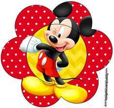 Flor Mickey: