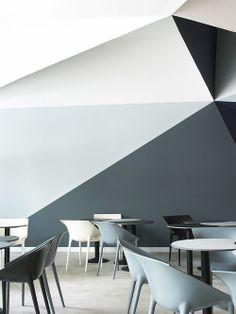 Restaurante 'Ara Pizza' Arquiteto: Pablo Téllez