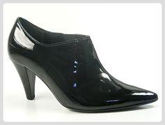 Gabor 31-284-97 Schuhe Damen Pumps Ankle Boots, Schuhgröße:40;Farbe:Schwarz - Damen pumps (*Partner-Link)