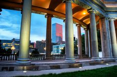 CIVIC CENTER - Civic Center is a neighborhood and park in Denver.