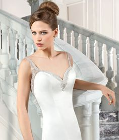 Couture 2015 Preview Style C218 by Demetrios
