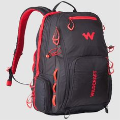 Wildcraft contains an amazing variety of laptop backpacks of high quality at very reasonable prices. It contains an awesome collection of backpacks in very amazing colors. Laptop Backpack, Travel Backpack, Buy Laptop, Outdoor Outfit, Online Bags, Laptop Sleeves, Gears, Footwear