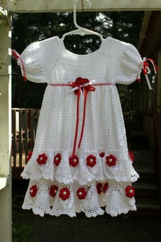Christenings gown for Megan's baby