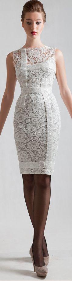 Azzi & Osta https://www.pinterest.com/lilribet/iconic-whitenot-a-wedding-dress-in-sight-but-lots-/