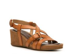 Naturalizer Paco Wedge Sandal | DSW