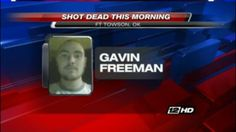 FORT TOWSON, Okla. (KXII) -- Deputies say 18-year-old Gavin Freeman was killed Friday morning after his younger brother's 13-year-old friend shot him while staying over for the night.  Initially it was described as an accident, now the Oklahoma State Bureau of Investigation said they are investigating the shooting.  It happened at 5 a.m. in a home near Main and Cincinnati, as Freeman was playing a video game inside the home.
