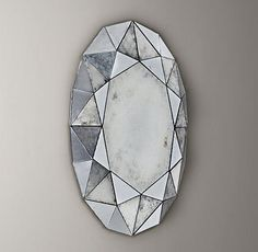 Sam Orlando Miller's Untitled Mirror 2 can be purchased through Hedge Gallery in San Francisco.