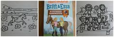 PaardenpraatTV liefhebbers kunnen wederom genieten van een nieuw, spannend avontuur van Britt & Esra: De mysterieuze paardendiefstal is deel 3 in de serie.