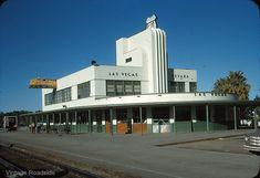 Union Pacific Station Las Vegas Nv Art Deco Architecture Interesting Buildings Union Pacific Railroad