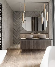 Modern Luxury Bedroom, Bathroom Design Luxury, Modern Bathroom Decor, Rustic Bathrooms, Luxurious Bedrooms, Small Bathroom, Bathroom Ideas, Couples Bathroom, Bathroom Design Inspiration