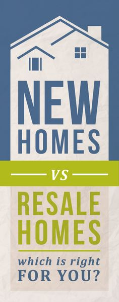 New Homes vs Resale Homes: Which is Right for You? | Richmond American Homes