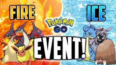 #PokemonGo: Fire and Ice event info leaked. Read more @ http://www.pokemondungeon.com/game-news/pokemon-go-fire-and-ice-event-info-leaked