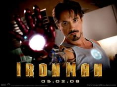 I really want to meet Robert Downey Jr...but only as iron man. I have an obsession with iron man.