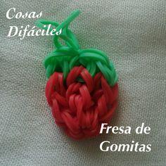 Fresa de gomitas, cosasdifaciles