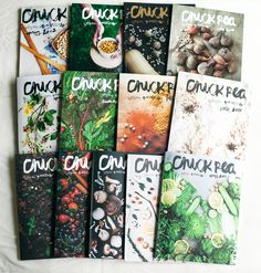 chickpea magazine back issues