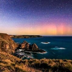 Cape Grim sits on the far north west tip of Tasmania, and for the past forty years has provided science with some of the cleanest air in the world. This epic snap was captured by @brodie_peters_photo of a small but beautiful and captivating Aurora appearing in the sky behind our clean and magnificent Cape Grim. Thanks for sharing with us, Brodie! . . #TasmaniasNorthWest #seeaustralia #discovertasmania #ourplanetdaily #tasmania #beautifuldestinations #takemetoaustralia #wanderaustralia… Tasmania, North West, West Coast, Aurora, Wander, Remote, The Past, Australia, Science