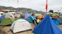 La Cotorra de la Vall: FESTIVERN 2015: La zona d'acampada ja bull amb l'a... Outdoor Gear, Tent, Sports, Entryway, Hs Sports, Store, Tents, Sport