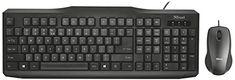 Trust Classicline - Pack de teclado y ratón, QWERTY español , color negro #Trust #Classicline #Pack #teclado #ratón, #QWERTY #español #color #negro